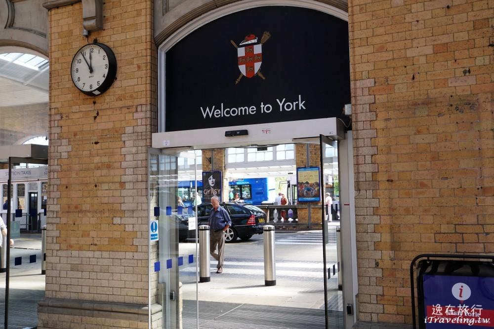約克, York, 約克車站