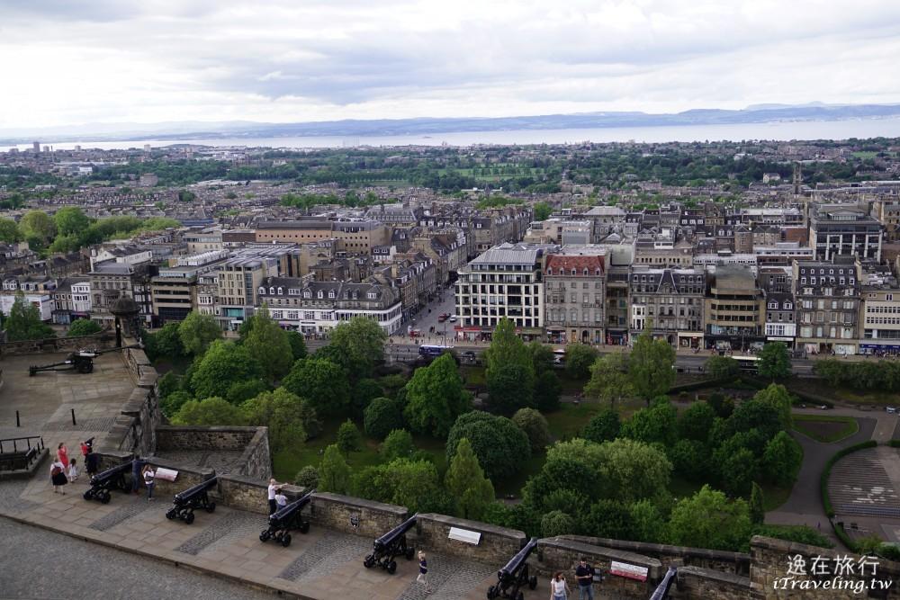 愛丁堡城堡, 一點鐘大砲
