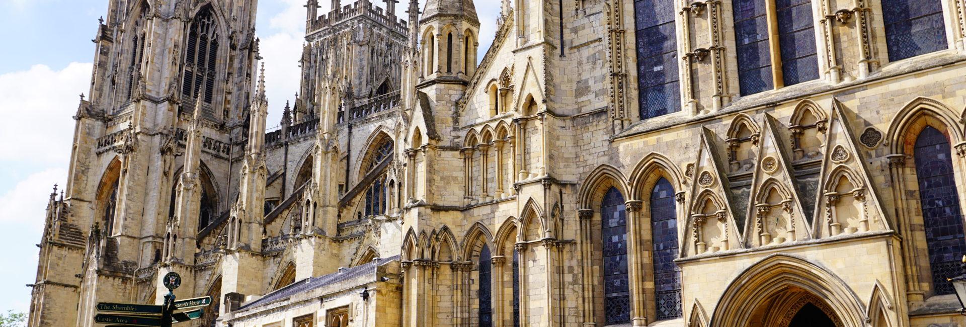 英國  約克 York  中世紀古城風情~約克一日遊(含景點攻略)