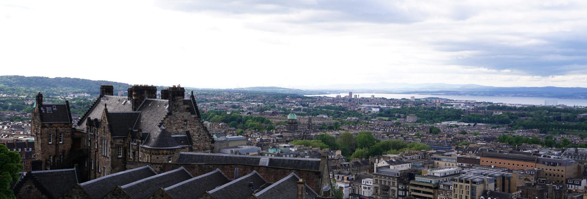 英國 愛丁堡景點  愛丁堡城堡 Edinburgh Castle